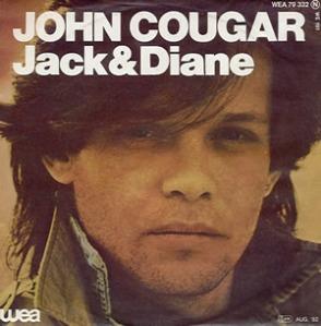 John Cougar Jack Diane Single