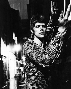 David Bowie Ziggy Stardust Album Photos