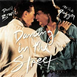 David Bowie Mick Jagger Dancing In The Streets 1
