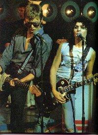 David Bowie Marc Bolan