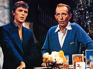 David Bowie Bing Crosby